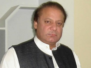 Наваз Шариф, премьер-министр Пакистана