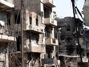 После тяжелых боев Алеппо лежит в руинах Freedom House / CC BY 2.0
