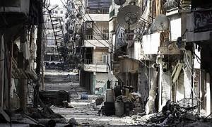 Жизнь остановилась в Алеппо – ключевом городе в борьбе за Сирию Freedom House / CC BY 2.0