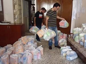 Помощь от Фонда Варнава готова к раздаче