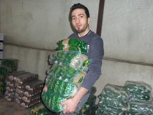 Фонд Варнава хочет убедиться, что нуждающиеся сирийские христиане не останутся голодными