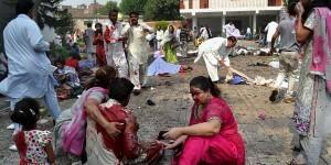 Взрыв в церкви Всех святых (Пешавар, Пакистан)