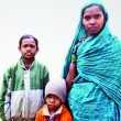 Сумита - христианка, вдова, получившая продуктовую помощь от Фонда Варнава