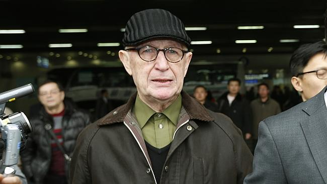 Джон Шорт освобожден