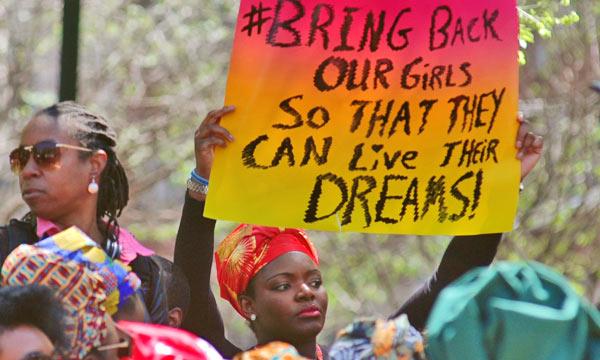 Похищения девочек вызвали массовые протесты Michael Fleshman  /  CC BY-NC 2.0