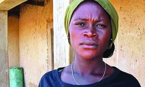 Эта христианка уже во второй раз стала вдовой в результате мусульманского насилия в Нигерии  (Источник: Morning Star News)