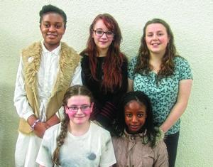 Эти девочки из церкви Кэннон-Парк – смелые сторонники Фонда Варнава