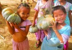 Фонд Варнава поддерживает детей из христианских семей переселенцев в Бирме (Мьянма)