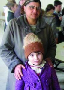 Фонд Варнава поддерживает христианских переселенцев в Сирии и беженцев из Сирии в других странах, оказывая им продовольственную и гуманитарную помощь