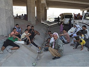 Свыше 1,2 миллиона иракцев лишились крова