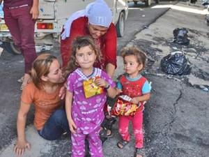 Сотни тысяч христиан, ставших беженцами в результате насилия ИГИШ, столкнулись с беспрецедентным гуманитарным кризисом