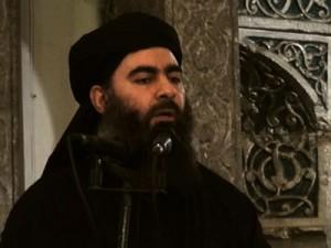 """Абу Бакр аль-Багдади, лидер группировки """"Исламское государство"""""""