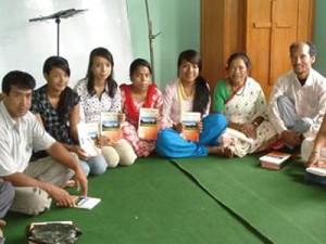 Собрание христиан в Непале