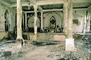 Десятки церквей в Египте подверглись нападениям после отставки президента Мухаммеда Мурси