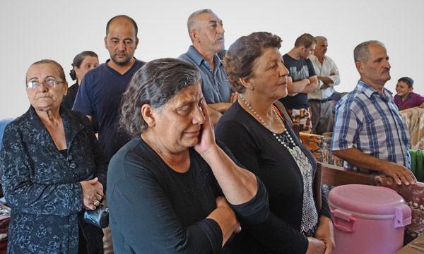 Фонд Варнава кормит тысячи христианских переселенцев в Ираке