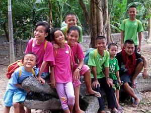 Дети из христианских семей, пострадавшие от гонений, находят приют в домах для сирот, которые поддерживает Фонд Варнава