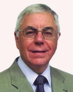 Ян МакНотон  Председатель совета правления Фонда Варнава в Великобритании