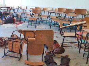 148 человек были жестоко убиты во время нападения боевиков на христиан в кенийском университете