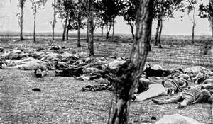 Типичные сцены армянского геноцида весной и летом 1915 года. Фото: Википедия, Henry Morgenthau