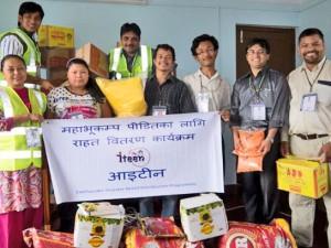 Эта партнерская организация в Непале, с которой сотрудничает Фонда Варнава, усердно трудится, распространяя помощь среди христиан, пострадавших от землетрясения