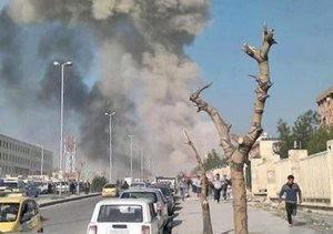 Взрывы в университете Алеппо в 2013 году Félim McMahon / CC BY 2.0
