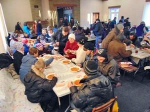 Фонд Варнава оказывает продовольственную помощь нуждающимся христианам