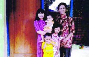 Рудиман, миссионер, и его семья живут, полностью полагаясь на Бога