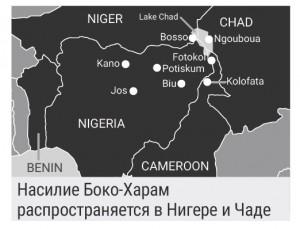 Нигер и Чад