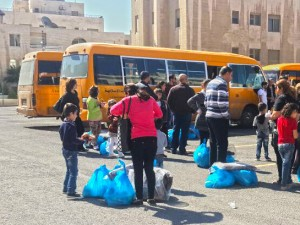 Фонд Варнава помогает христианским переселенцам в Сирии