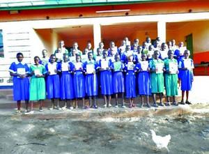 Приют для девочек в Кении