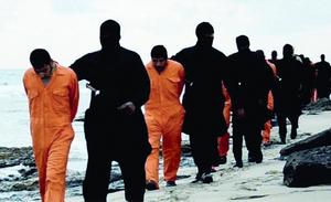 На Ливийском побережье исламисты казнили 21 христианина Фонд Варнава поддерживает семьи мучеников, которые лишились своих кормильцев после казни коптских христиан в Ливии