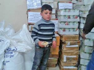 Фонд Варнава предоставляет экстренную продовольственную помощь сирийским христианам