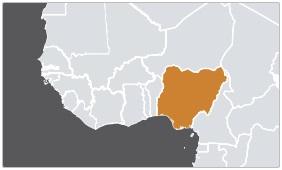 География гонений - Нигерия