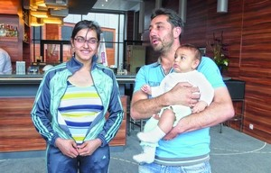 Эта сирийская семья христиан начинает новую жизнь в Польше