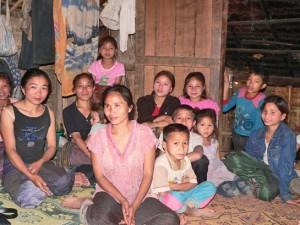 Христиане составляют в Лаосе крошечное меньшинство