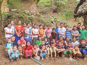 Эти бирманские дети получают нежную заботу и христианское воспитание в детском доме