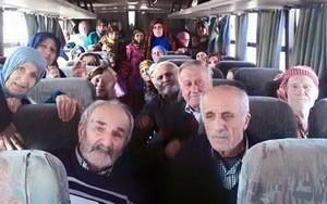 «Исламское государство» освободило 37 пленных христиан на северо-востоке Сирии