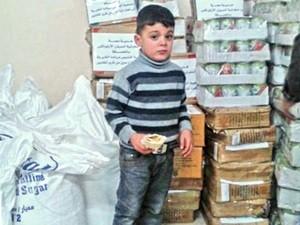 Фонд Варнава предоставляет экстренную помощь для переселенцев-христиан в Сирии