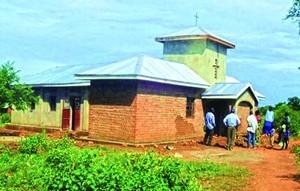 Эта церковь в Уганде теперь у всех на устах