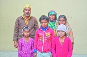Семья Масих – одна из более 2,000 семей, которым мы помогаем