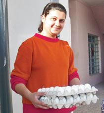 Продуктовая помощь христианам Сирии