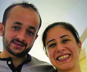 Ранин и ее муж (Фото: Patheos.com)