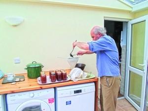 Ральф фильтрует мед