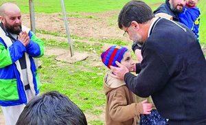 Освобождение пленных сирийских христиан 22 февраля
