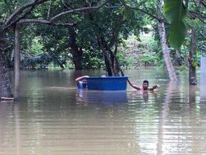Это сильнейшие наводнения на Шри-Ланке после 2010 года