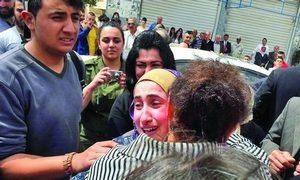 Марьям Давид Талья была освобождена ИГ, проведя 398 дней в плену