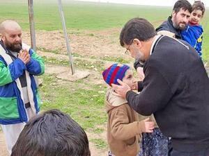 ostatici eliberați de Statul Islamic