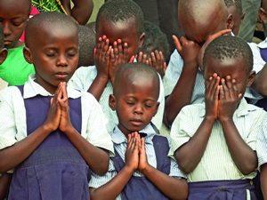 Христиане Уганды