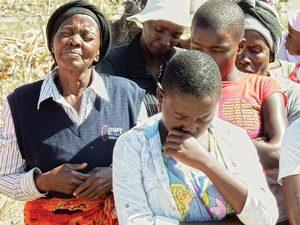 В Зимбабве голод угрожает более чем четырем миллионам человек
