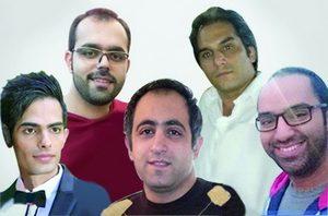Христиане Ирана, арестованные 23 августа